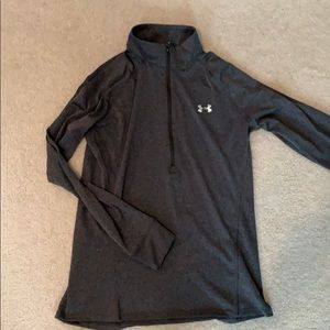 Under Armour long sleeve quarter zip